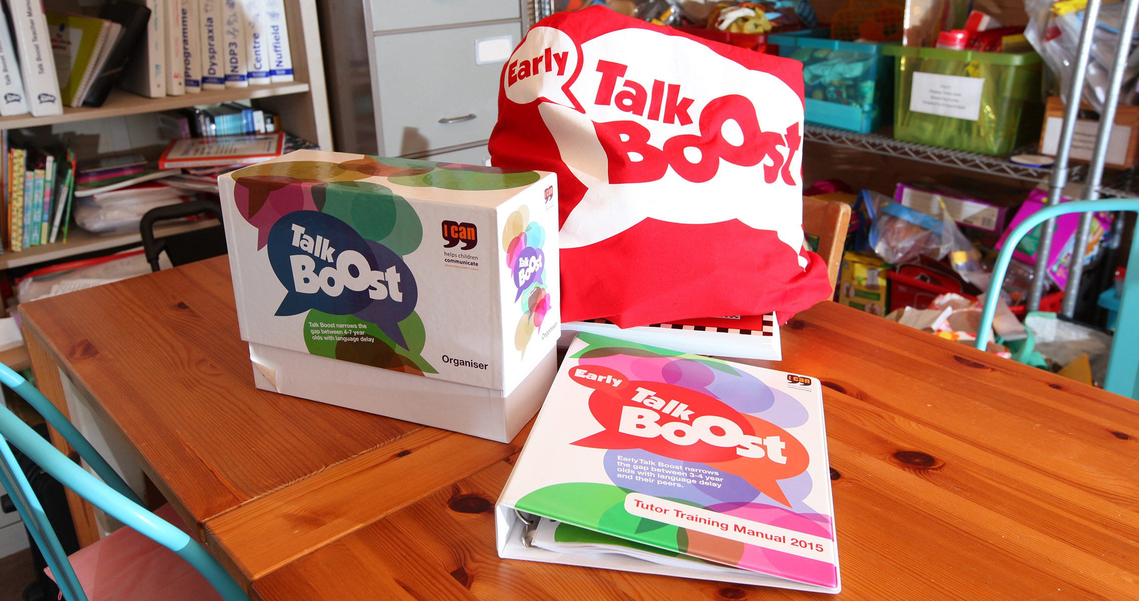 Early Talk Boost Programme