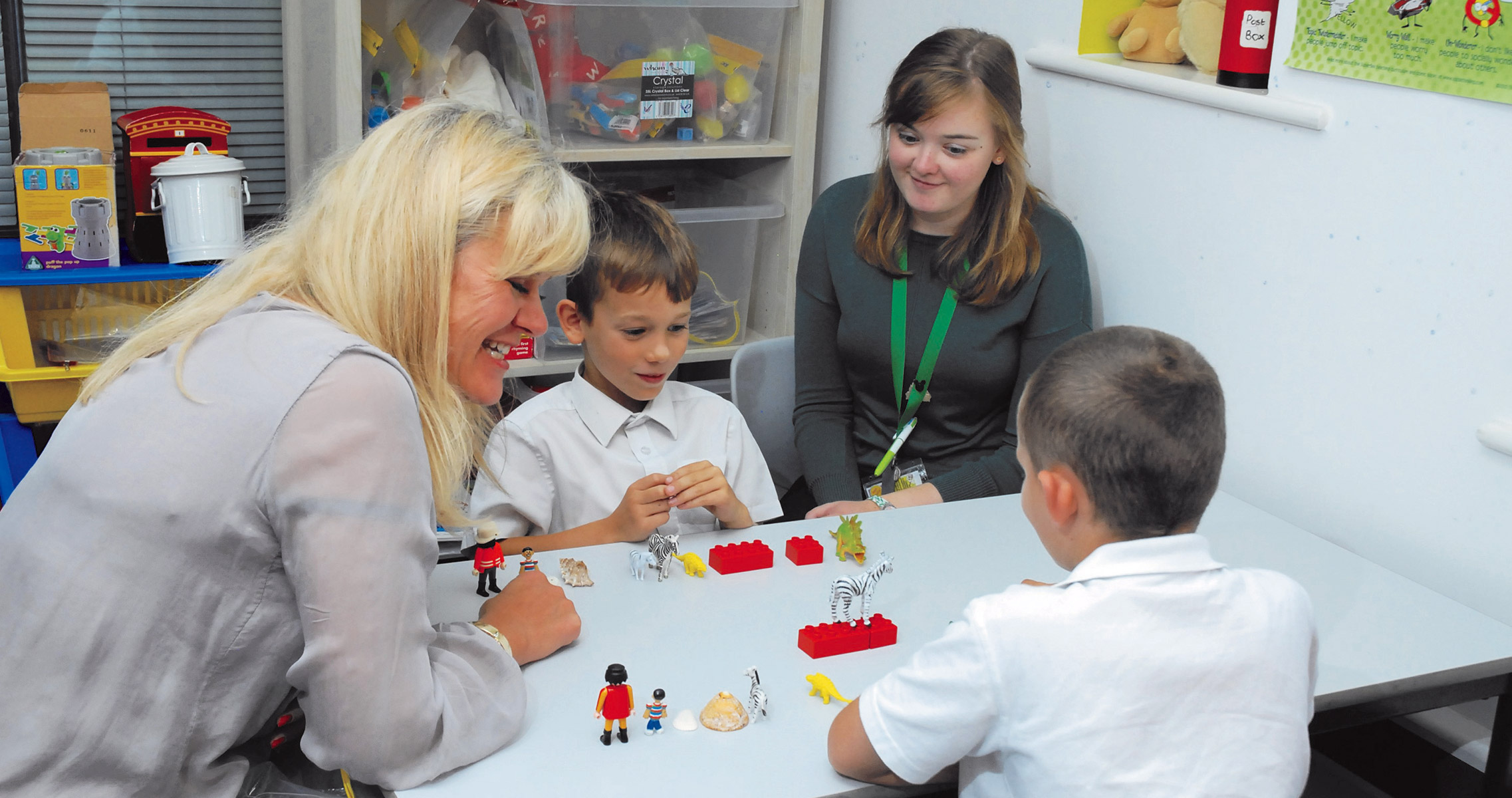 Speech Language Therapy in Schools