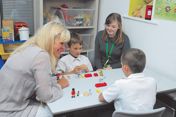 Speech and Language Therapy in Schools